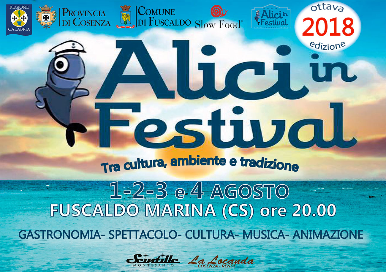 Fuscaldo Alici in Festival 2018